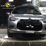 Citroen DS4 заслужил пять баллов от Euro NCAP