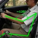 Практические советы: как правильно сидеть за рулем