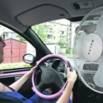 Как ездить за рулем в жару: советы водителям