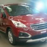 Обновленный Peugeot 3008 получит минимум изменений