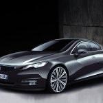 Peugeot выпустит четырехдверное купе