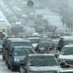Гаишники пугают водителей туманом и гололедом