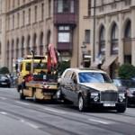 В Киеве с 1 ноября могут возобновить работу эвакуаторы